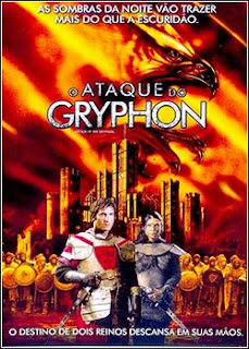 9q84g Download   O Ataque do Gryphon DVDRip   AVI   Dual Áudio