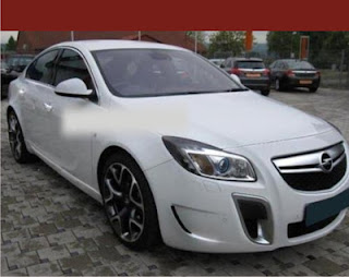 Opel Insignia car