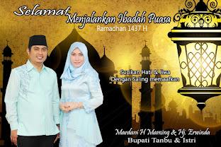 Mardani H Maming & Keluarga