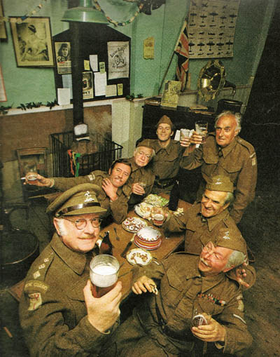 1000+ images about Dads Army on Pinterest | Arnold ridley ...