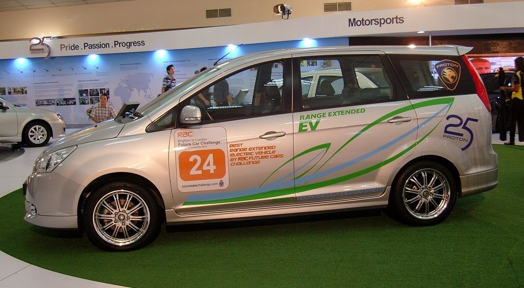 Malaysia Automotive News Proton To Release Their Electric Cars On