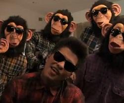 Bruno Mars na trilha sonora de Malhação