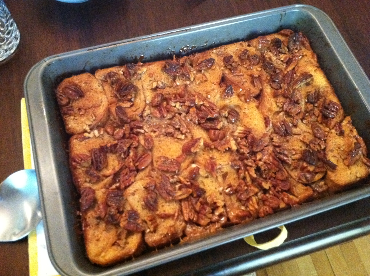 ... : Baked Butter-Pecan French Toast with Blueberry Syrup (Page 662