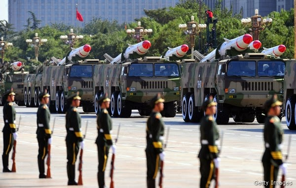 Ini Alasan Beijing Modernisasi Kekuatan Militernya