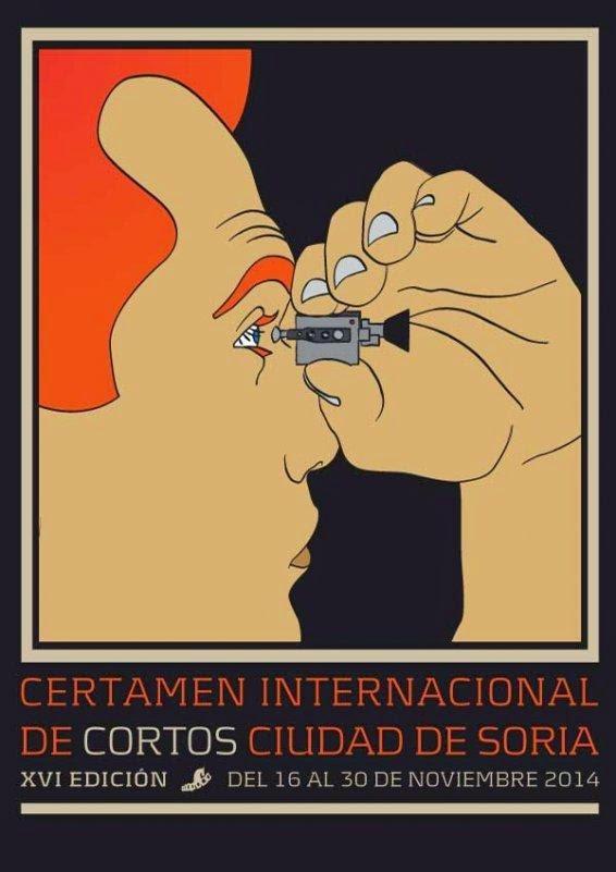 Certamen Internacional de Cortos Ciudad de Soria 2014