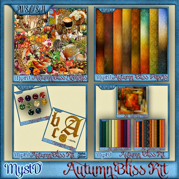Autumn Bliss Kit