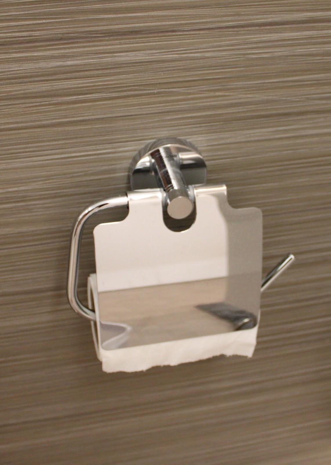 Mid century modern knobs towel bars toilet paper holder - Bathroom towel and toilet paper holders ...