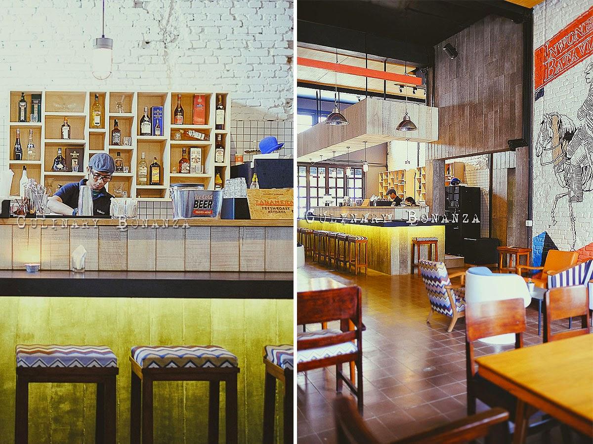 Historia Food & Bar at Kota Tua