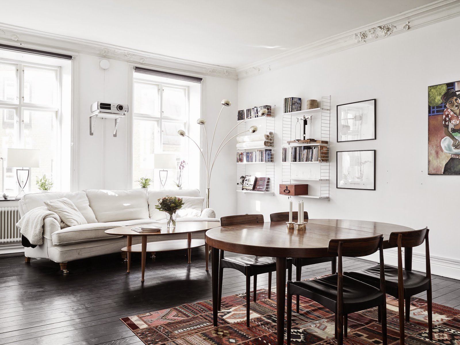 Soggiorno colori neutri idee per il design della casa - Colori x interni casa ...