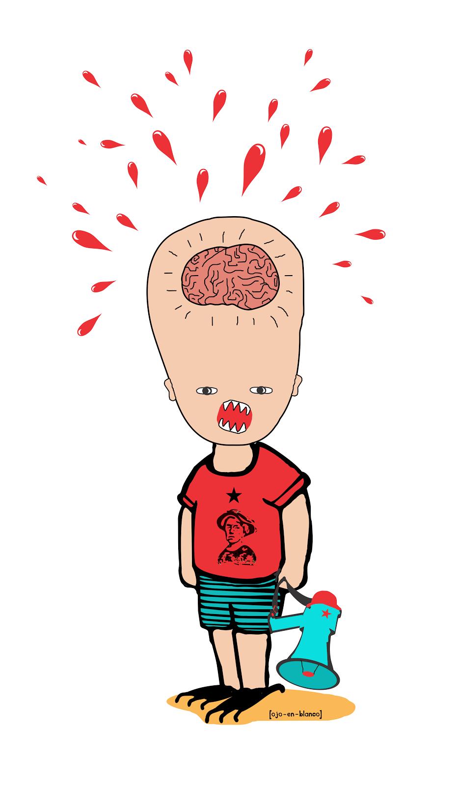 pinche el cerebro y vea