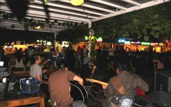 Kemang Food Festival tempat wisata kuliner di jakarta selatan
