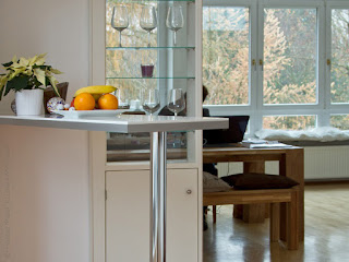 Stehtisch, Küchentheke Küchenarbeitsplatte