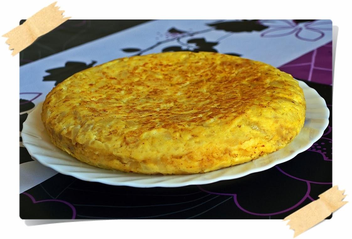 Do it yourself tortilla de patatas con nata - Como hacer nata para cocinar ...