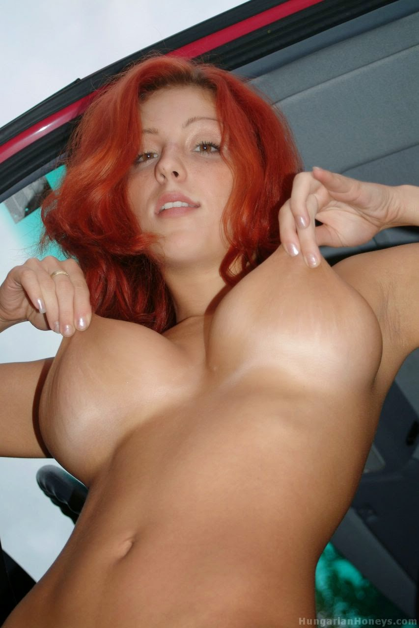 Big red tits