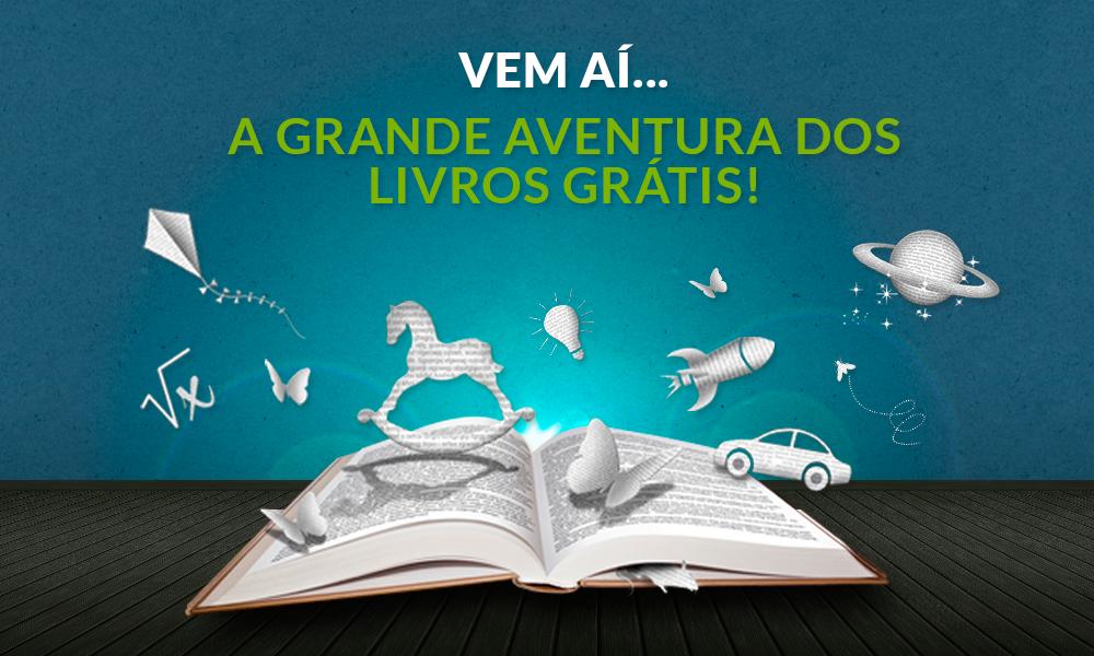 A Grande Aventura dos Livros Grátis, Editorial Presença