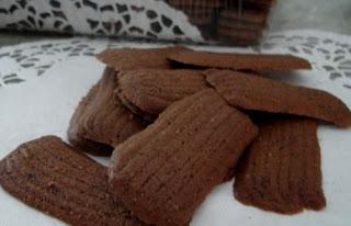 Resep Kue Kering Lidah Kucing Coklat Spesial
