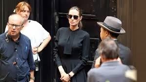 Angelina Jolie plus mince que jamais