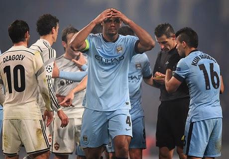 Manchester City Krisis
