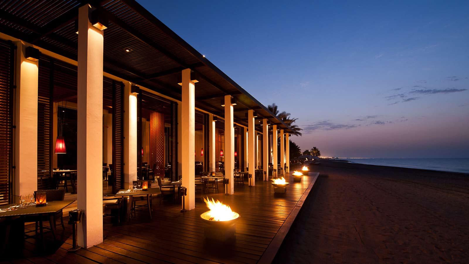 Fancy restaurant exterior - Outside Of Fancy Restaurants The Beach Resta