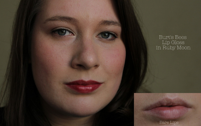 one little vice beauty blog: cruelty free, natural opaque lip gloss