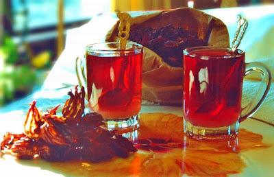 4 loại trà thảo mộc mát gan giải nhiệt mùa hè