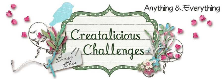 Creatalicious Challenges