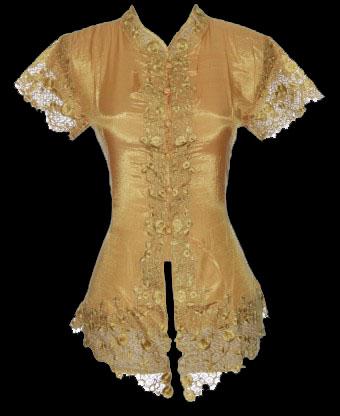 Modern 7 Model Baju Batik Wanita Lengan Pendek 4 Genuardis Portal ...