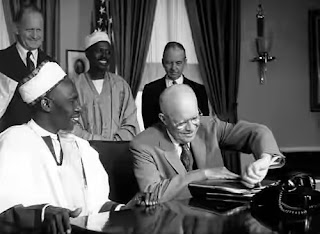 Independence Speech By Alhaji Sir Abubakar Tafawa Balewa – October 1, 1960