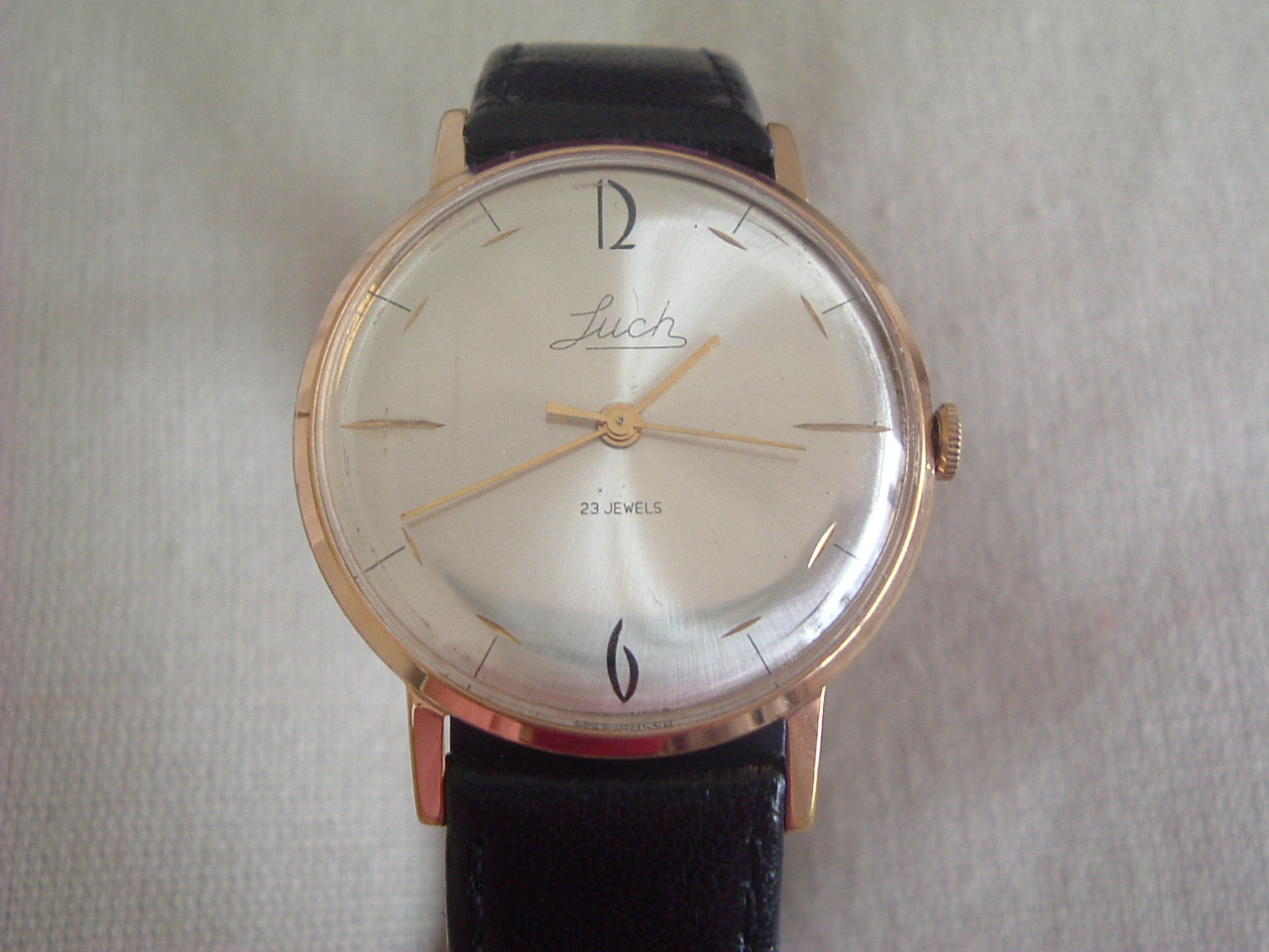 Russ/Russian Watches: POLJOT [VYMPLE] AND LUCH [2209 ...