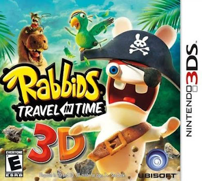 Rabbids Travel in Time 3D 3DS