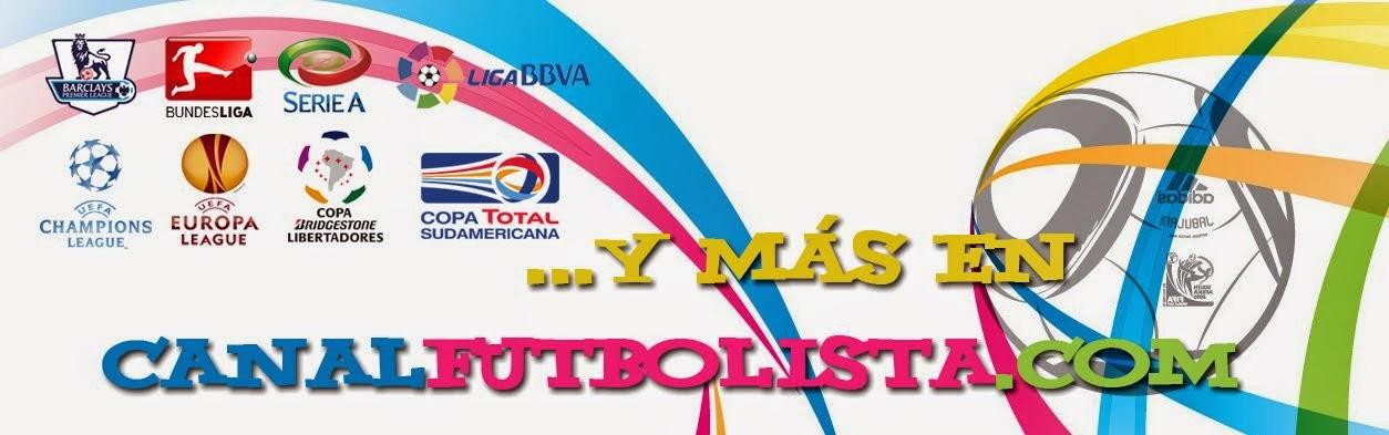 CanalFutbolista.Com
