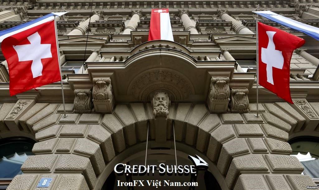 Ngân hàng Quốc gia Thụy Sỹ gây sốc Thế Giới