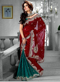 Pleated Saree Collection
