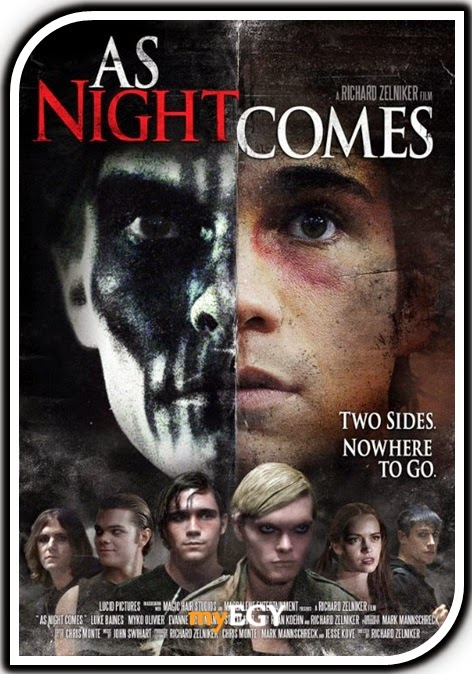 As Night Comes – Legendado (2014)
