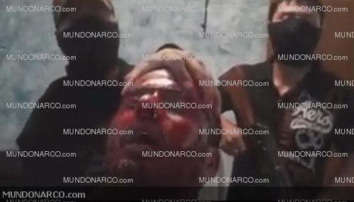 Video   Los Zetas  Decapitan A Tres Del CDG En Respuesta Al Regalo De