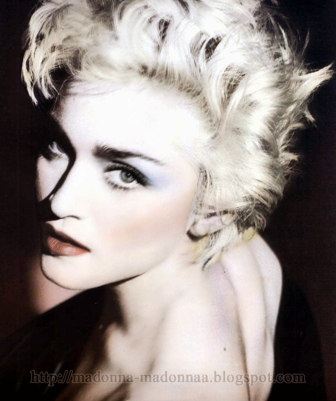 Madonna In The 80s - Madonna