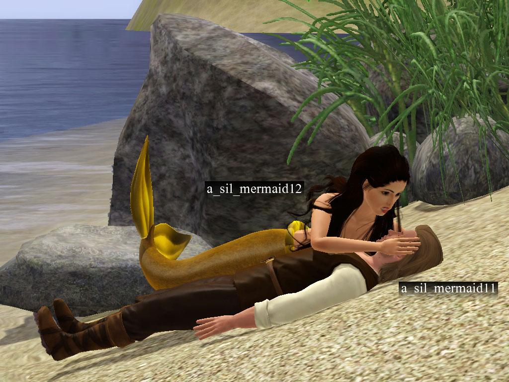My Sims 3 Blog: Mermaid Poses by Sil Sharkie