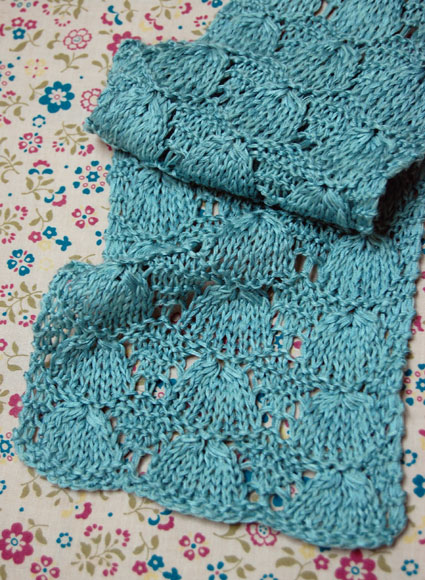 Knitting Patterns Free : scarf knitting pattern-Knitting Gallery
