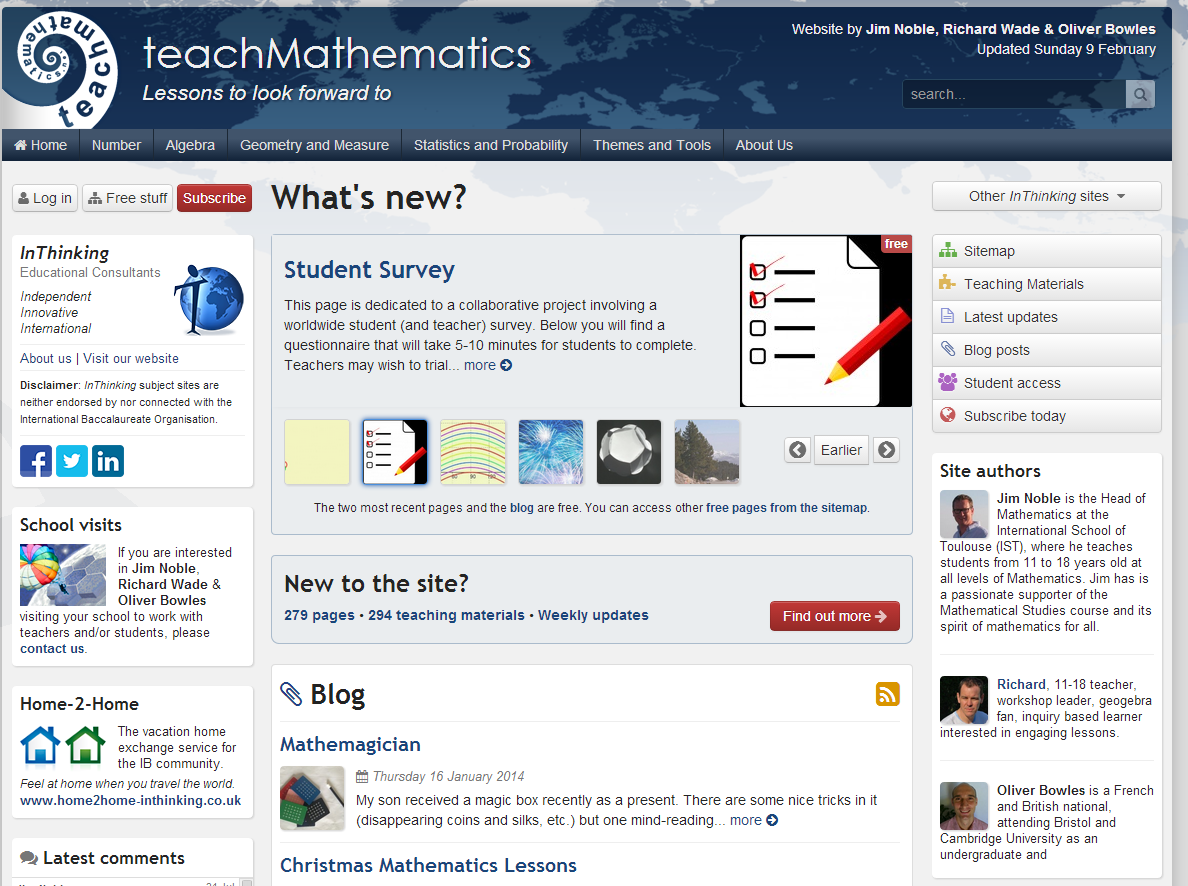 learning never stops 56 great math websites for students of any age 56 great math websites for students of any age