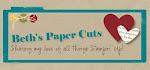 Beth's paper cuts