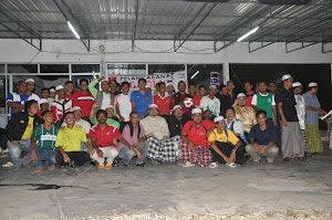 Saf Pimpinan DPPKM Dalam Majlis Pelancaran Bola Sepak