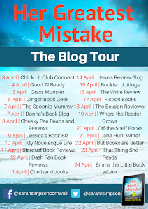 Blog Tour: Her Greatest Mistake