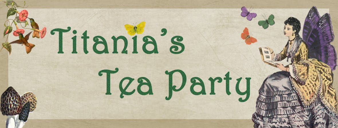 Titania's Tea Party