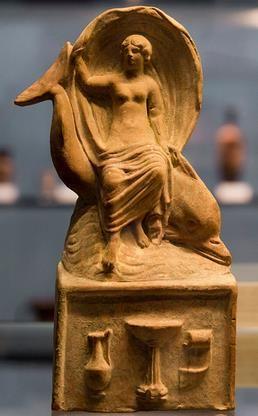 Altar Délfico, o Apolíneo, de Afrodita