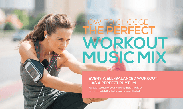 Choosing the Perfect Workout Mix