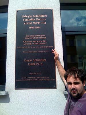 Factoria Oskar Schindler Cracovia