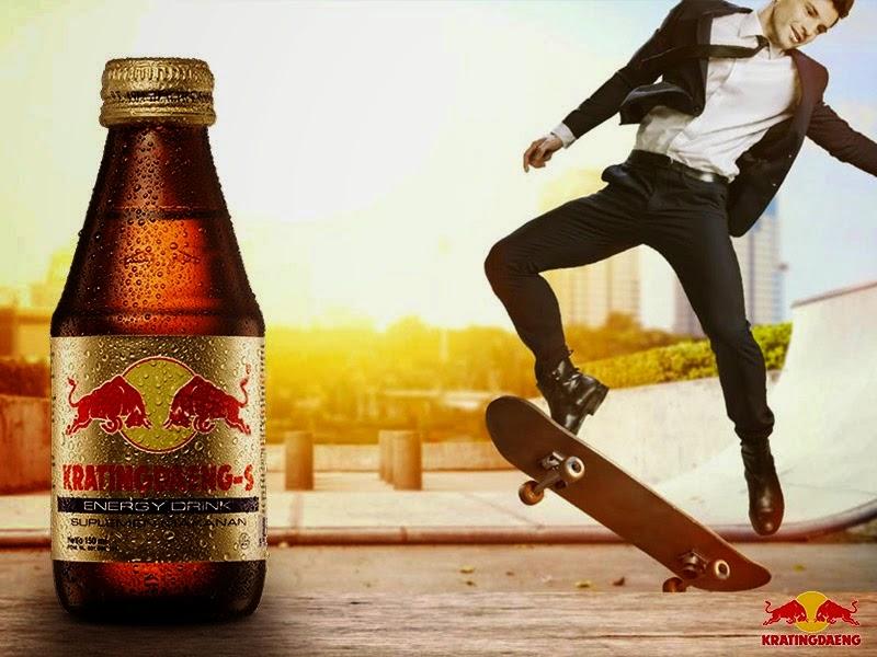 Minuman berenergi dengan penghargaan selama 15 tahun berturut-turut
