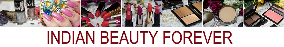Indian Beauty Forever - Indianbeautyblog| Indian Makeup and Beauty Blog for Product Reviews