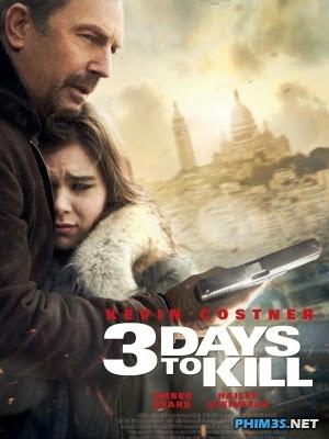 3 Ngày Đổi Mạng - 3 Days to Kill