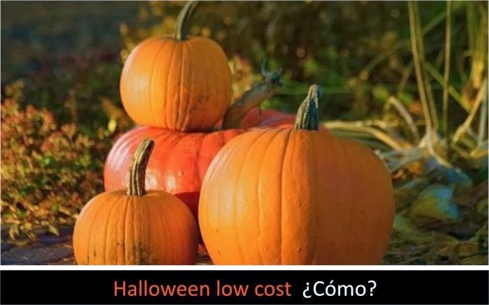 Halloween low cost ¿cómo?